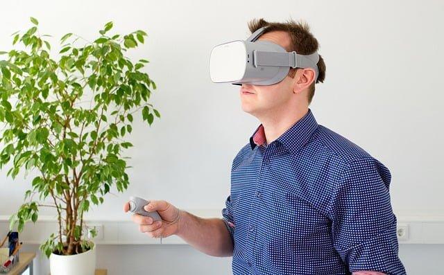 realidad virtual en Cáceres