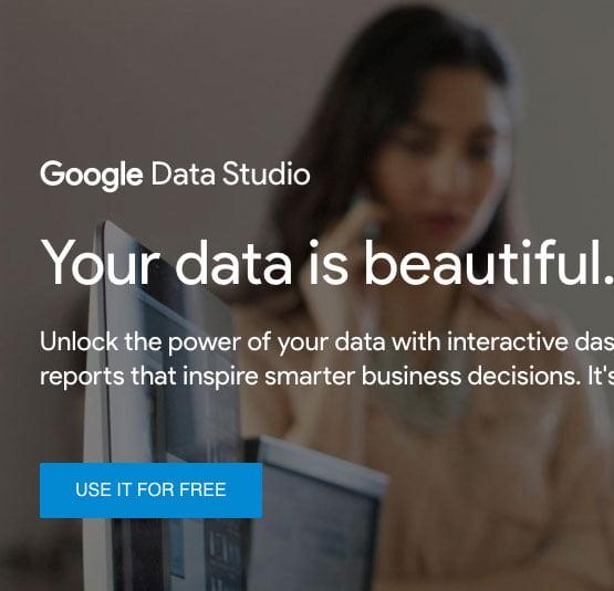 Generación de Informes con Google DataStudio