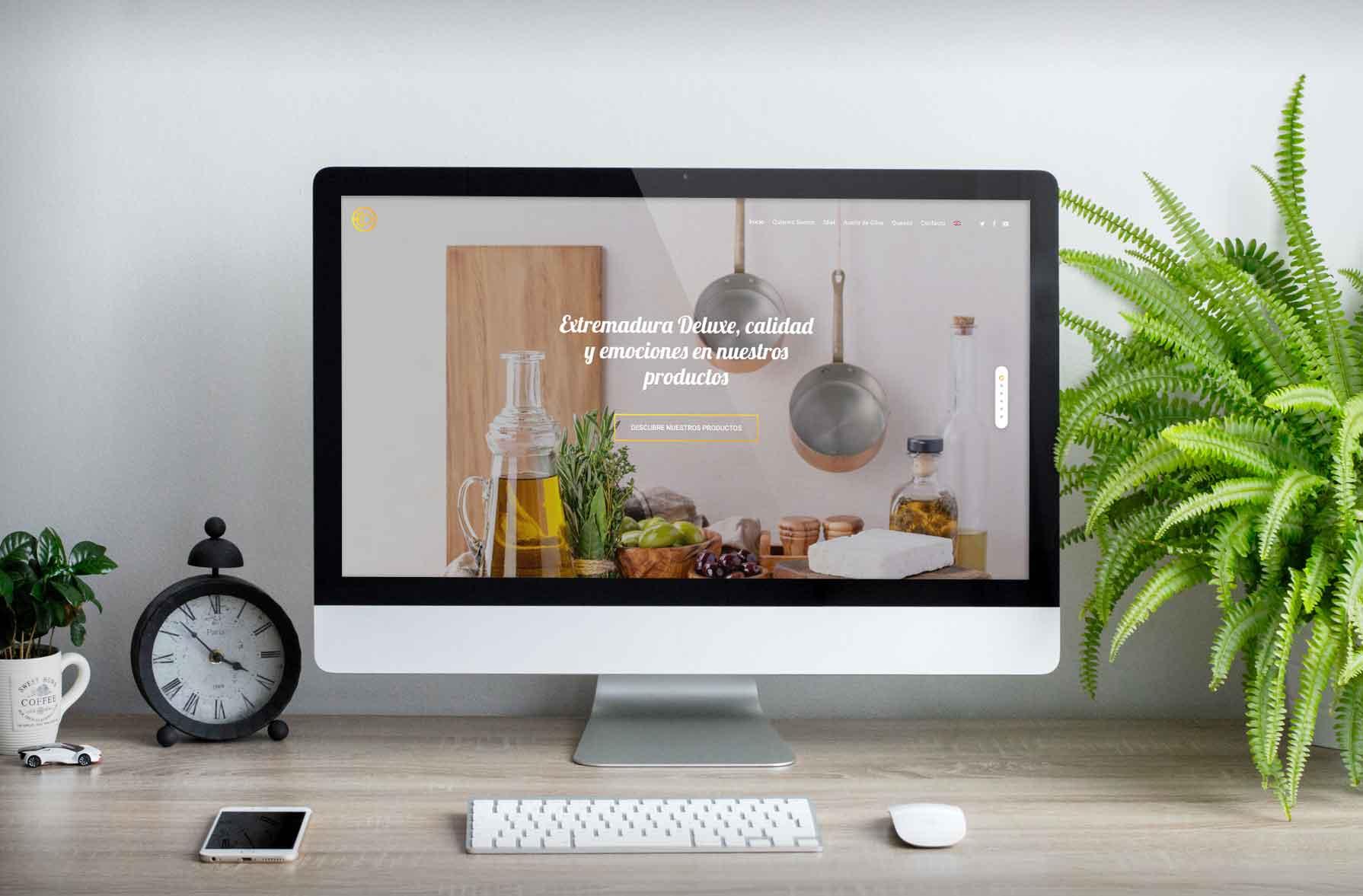 Desarrollo web en Extremadura