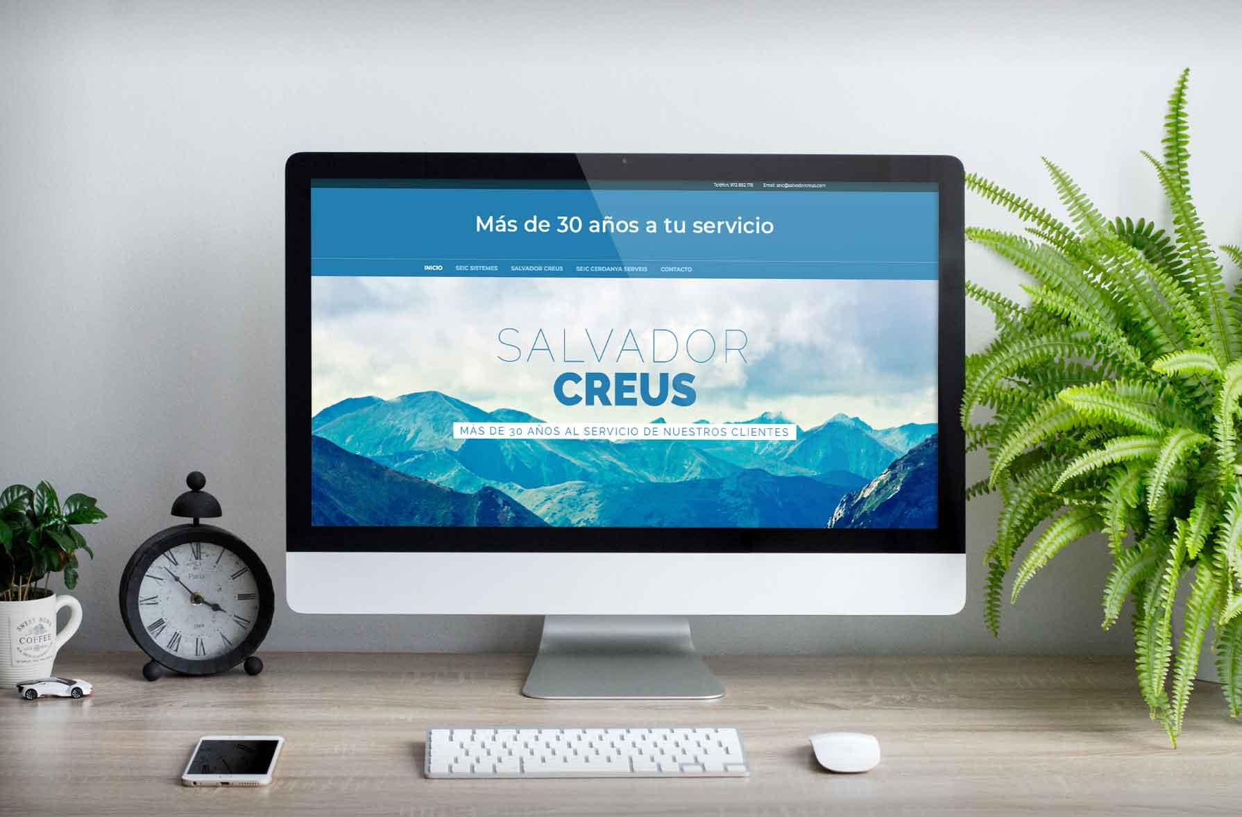 Desarrollo web para empresa de Barcelona